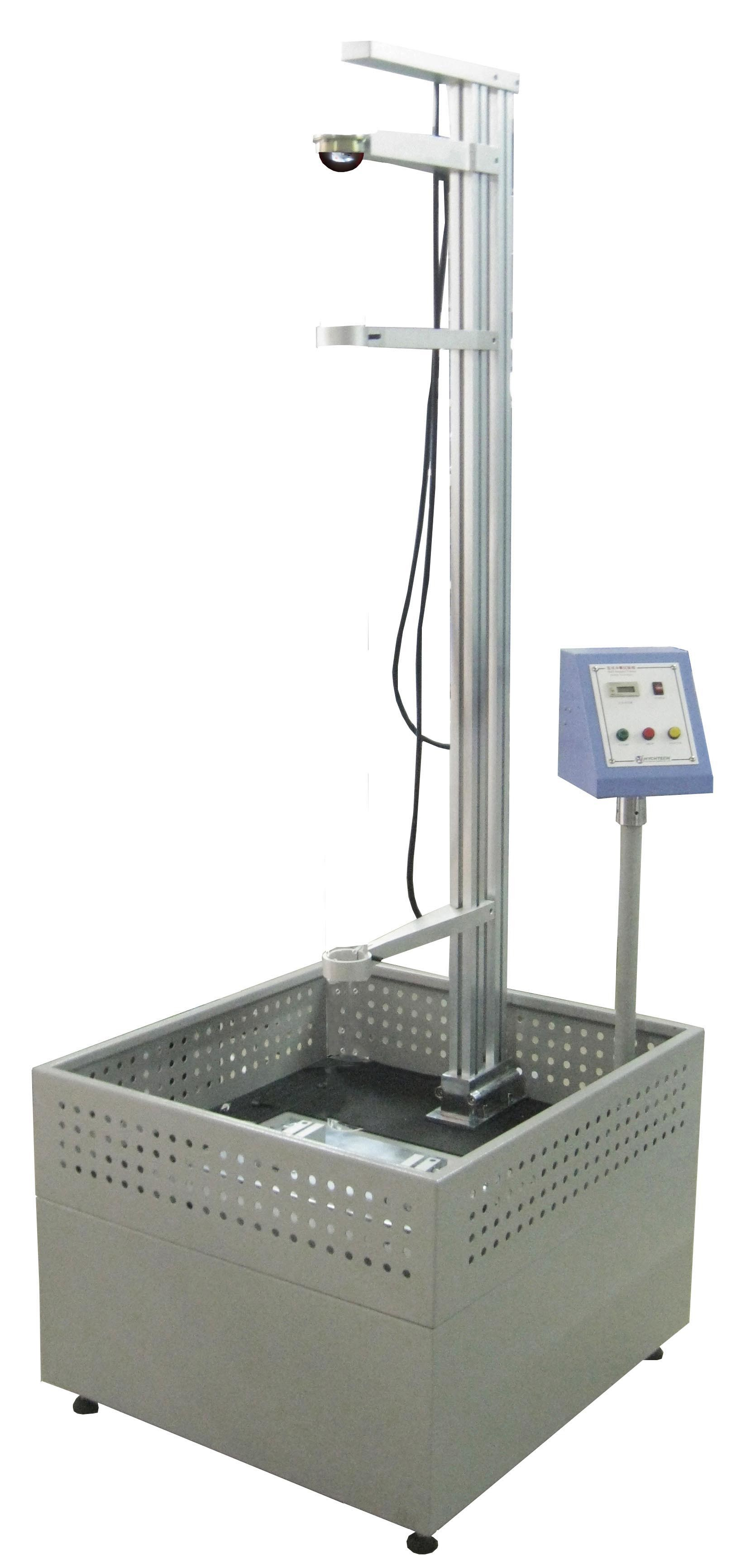 Plastic Impact Resistance Tester / ISO 180 Impact Test For Plastics