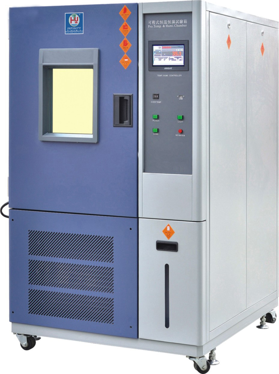 100L Environmental Test Chambers / Temperature Humidity Test Chamber IEC68-2-2